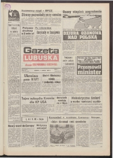 Gazeta Lubuska : dawniej Zielonogórska-Gorzowska R. XL [właśc. XLI], nr 53 (3 marca 1992). - Wyd. 1