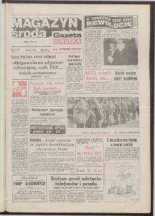 Gazeta Lubuska : magazyn środa : dawniej Zielonogórska-Gorzowska R. XL [właśc. XLI], nr 54 (4 marca 1992). - Wyd. 1