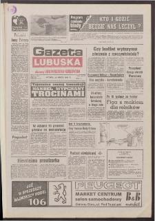 Gazeta Lubuska : dawniej Zielonogórska-Gorzowska R. XL [właśc. XLI], nr 71 (24 marca 1992). - Wyd. 1