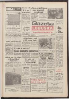 Gazeta Lubuska : dawniej Zielonogórska-Gorzowska R. XL [właśc. XLI], nr 74 (27 marca 1992). - Wyd. 1