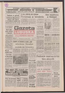 Gazeta Lubuska : dawniej Zielonogórska-Gorzowska R. XL [właśc. XLI], nr 76 (30 marca 1992). - Wyd. 1