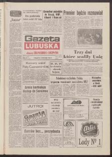 Gazeta Lubuska : dawniej Zielonogórska-Gorzowska R. XL [właśc. XLI], nr 85 (9 kwietnia 1992). - Wyd. 1