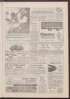 Gazeta Lubuska : magazyn : dawniej Zielonogórska-Gorzowska R. XL [właśc. XLI], nr 92 (17/18/19/20 kwietnia 1992). - Wyd. 1