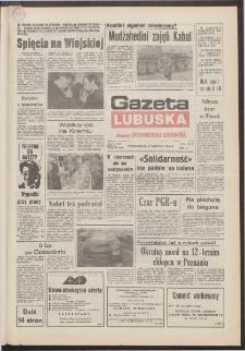 Gazeta Lubuska : dawniej Zielonogórska-Gorzowska R. XL [właśc. XLI], nr 98 (27 kwietnia 1992). - Wyd. 1