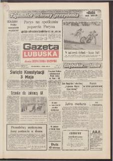 Gazeta Lubuska : dawniej Zielonogórska-Gorzowska R. XL [właśc. XLI], nr 103 (4 maja 1992). - Wyd. 1