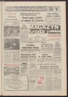 Gazeta Lubuska : magazyn środa : dawniej Zielonogórska-Gorzowska R. XL [właśc. XLI], nr 105 (6 maja 1992). - Wyd. 1