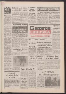 Gazeta Lubuska : dawniej Zielonogórska-Gorzowska R. XL [właśc. XLI], nr 110 (12 maja 1992). - Wyd. 1