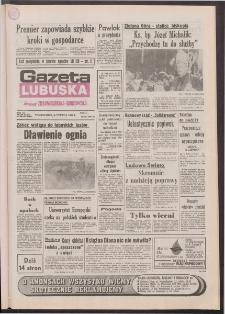 Gazeta Lubuska : dawniej Zielonogórska-Gorzowska R. XL [właśc. XLI], nr 133 (8 czerwca 1992). - Wyd. 1