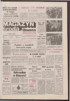 Gazeta Lubuska : magazyn środa : dawniej Zielonogórska-Gorzowska R. XL [właśc. XLI], nr 135 (10 czerwca 1992). - Wyd. 1