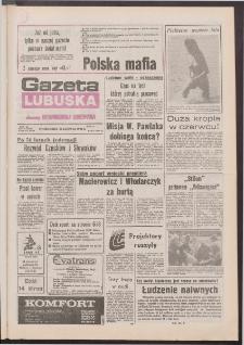 Gazeta Lubuska : dawniej Zielonogórska-Gorzowska R. XL [właśc. XLI], nr 144 (22 czerwca 1992). - Wyd. 1