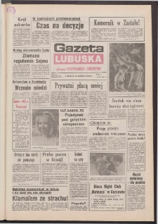 Gazeta Lubuska : dawniej Zielonogórska-Gorzowska R. XL [właśc. XLI], nr 147 (25 czerwca 1992). - Wyd. 1