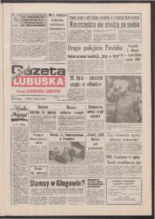 Gazeta Lubuska : weekend : dawniej Zielonogórska-Gorzowska R. XL [właśc. XLI], nr 154 (3 lipca 1992). - Wyd. 1