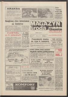 Gazeta Lubuska : magazyn środa : dawniej Zielonogórska-Gorzowska R. XL [właśc. XLI], nr 164 (15 lipca 1992). - Wyd. 1