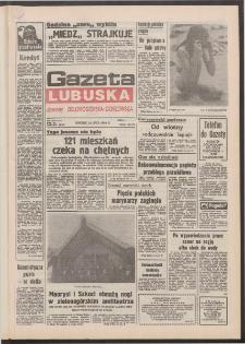 Gazeta Lubuska : dawniej Zielonogórska-Gorzowska R. XL [właśc. XLI], nr 169 (21 lipca 1992). - Wyd. 1