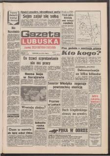 Gazeta Lubuska : dawniej Zielonogórska-Gorzowska R. XL [właśc. XLI], nr 171 (23 lipca 1992). - Wyd. 1