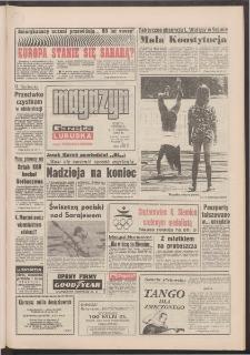 Gazeta Lubuska : magazyn : dawniej Zielonogórska-Gorzowska R. XL [właśc. XLI], nr 179 (1/2 sierpnia 1992). - Wyd. 1