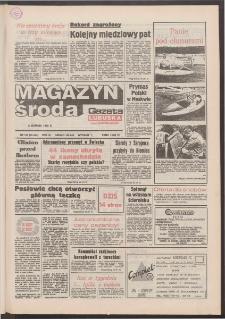 Gazeta Lubuska : magazyn środa : dawniej Zielonogórska-Gorzowska R. XL [właśc. XLI], nr 182 (5 sierpnia 1992). - Wyd. 1