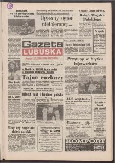Gazeta Lubuska : dawniej Zielonogórska-Gorzowska R. XL [właśc. XLI], nr 191 (17 sierpnia 1992). - Wyd. 1