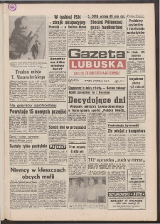 Gazeta Lubuska : dawniej Zielonogórska-Gorzowska R. XL [właśc. XLI], nr 192 (18 sierpnia 1992). - Wyd. 1