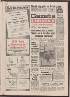 Gazeta Lubuska : dawniej Zielonogórska-Gorzowska R. XL [właśc. XLI], nr 204 (1 września 1992). - Wyd. 1