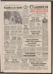Gazeta Lubuska : weekend : dawniej Zielonogórska-Gorzowska R. XL [właśc. XLI], nr 207 (4 września 1992). - Wyd. 1