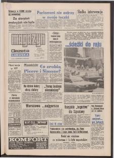 Gazeta Lubuska : magazyn : dawniej Zielonogórska-Gorzowska R. XL [właśc. XLI], nr 208 (5/6 września 1992). - Wyd. 1