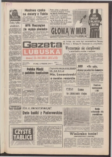 Gazeta Lubuska : dawniej Zielonogórska-Gorzowska R. XL [właśc. XLI], nr 216 (15 września 1992). - Wyd. 1