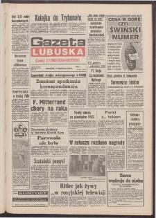Gazeta Lubuska : dawniej Zielonogórska-Gorzowska R. XL [właśc. XLI], nr 218 (17 września 1992). - Wyd. 1