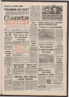 Gazeta Lubuska : weekend : dawniej Zielonogórska-Gorzowska R. XL [właśc. XLI], nr 219 (18 września 1992). - Wyd. 1