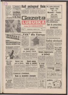 Gazeta Lubuska : dawniej Zielonogórska-Gorzowska R. XL [właśc. XLI], nr 221 (21 września 1992). - Wyd. 1