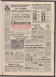 Gazeta Lubuska : dawniej Zielonogórska-Gorzowska R. XL [właśc. XLI], nr 222 (22 września 1992). - Wyd. 1