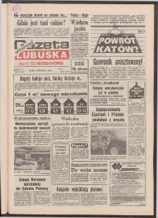 Gazeta Lubuska : weekend : dawniej Zielonogórska-Gorzowska R. XL [właśc. XLI], nr 225 (25 września 1992). - Wyd. 1