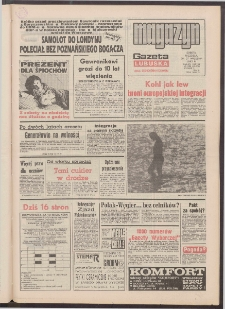 Gazeta Lubuska : magazyn : dawniej Zielonogórska-Gorzowska R. XL [właśc. XLI], nr 226 (26/27 września 1992). - Wyd. 1