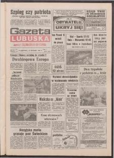Gazeta Lubuska : dawniej Zielonogórska-Gorzowska R. XL [właśc. XLI], nr 227 (28 września 1992). - Wyd. 1