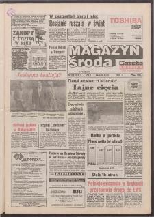 Gazeta Lubuska : magazyn środa : dawniej Zielonogórska-Gorzowska R. XL [właśc. XLI], nr 229 (30 września 1992). - Wyd. 1