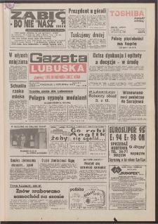 Gazeta Lubuska : dawniej Zielonogórska-Gorzowska R. XL [właśc. XLI], nr 233 (5 października 1992). - Wyd. 1