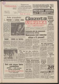 Gazeta Lubuska : dawniej Zielonogórska-Gorzowska [R. XLI], nr 239 (12 października 1992). - Wyd. 1