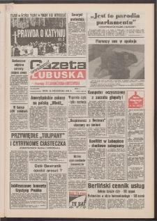 Gazeta Lubuska : weekend : dawniej Zielonogórska-Gorzowska [R. XLI], nr 243 (16 października 1992). - Wyd. 1