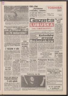 Gazeta Lubuska : dawniej Zielonogórska-Gorzowska [R. XLI], nr 245 (19 października 1992). - Wyd. 1