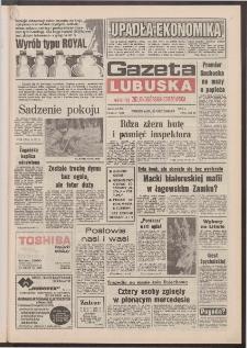 Gazeta Lubuska : dawniej Zielonogórska-Gorzowska [R. XLI], nr 251 (26 października 1992). - Wyd. 1