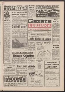 Gazeta Lubuska : dawniej Zielonogórska-Gorzowska [R. XLI], nr 252 (27 października 1992). - Wyd. 1