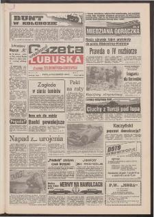 Gazeta Lubuska : weekend : dawniej Zielonogórska-Gorzowska [R. XLI], nr 255 (30 października 1992). - Wyd. 1
