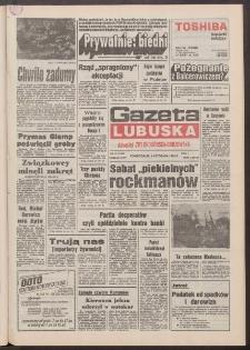 Gazeta Lubuska : dawniej Zielonogórska-Gorzowska [R. XLI], nr 257 (2 listopada 1992). - Wyd. 1