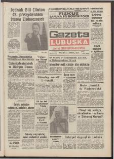 Gazeta Lubuska : dawniej Zielonogórska-Gorzowska [R. XLI], nr 260 (5 listopada 1992). - Wyd. 1