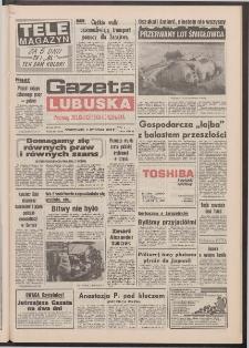 Gazeta Lubuska : dawniej Zielonogórska-Gorzowska [R. XLI], nr 263 (9 listopada 1992). - Wyd. 1