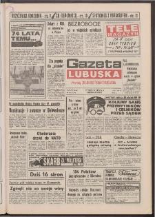 Gazeta Lubuska : dawniej Zielonogórska-Gorzowska [R. XLI], nr 264 (10/11 listopada 1992). - Wyd. 1
