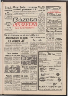 Gazeta Lubuska : weekend : dawniej Zielonogórska-Gorzowska [R. XLI], nr 266 (13 listopada 1992). - Wyd. 1