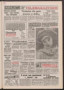 Gazeta Lubuska : magazyn : dawniej Zielonogórska-Gorzowska R. XL [właśc. XLI], nr 267 (14/15 listopada 1992). - Wyd. 1