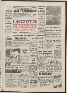 Gazeta Lubuska : dawniej Zielonogórska-Gorzowska R. XL [właśc. XLI], nr 271 (19 listopada 1992). - Wyd. 1