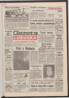 Gazeta Lubuska : dawniej Zielonogórska-Gorzowska [R. XLI], nr 274 (23 listopada 1992). - Wyd. 1